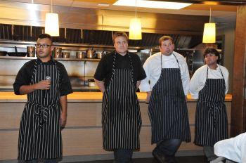 Chef Koommoo and Crew
